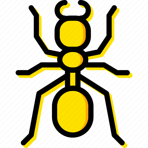 ant, bug, insect, nature icon