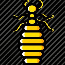 bug, flea, insect, nature icon