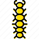 bug, catterpillar, insect, nature icon