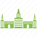 building, business, city, skyscrapper, tower icon
