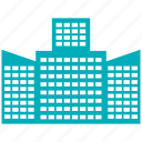 building, company, mall, office icon