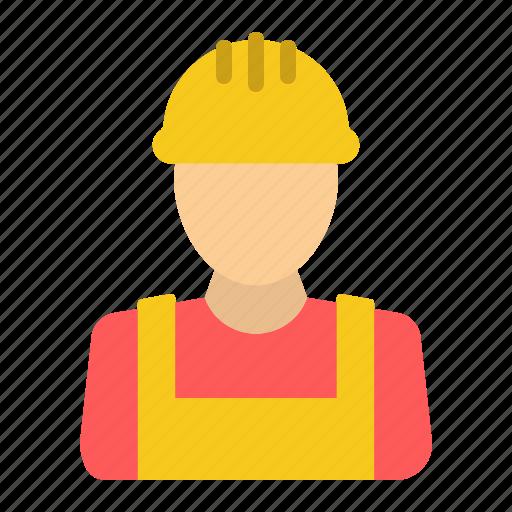 builder, constructor, engineer, helmet, person, repair, worker icon