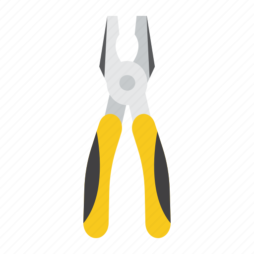 build, clamp, construction, handle, pliers, repair, tool icon