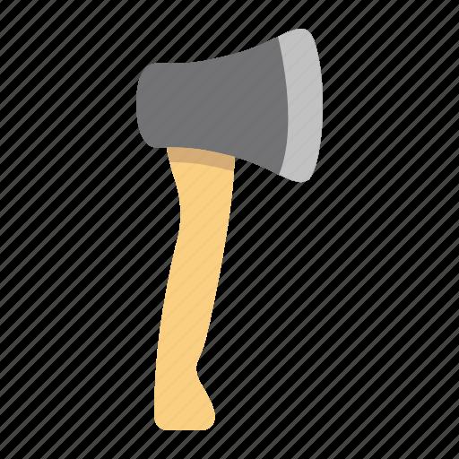 ax, axe, build, handle, repair, tool, wood icon