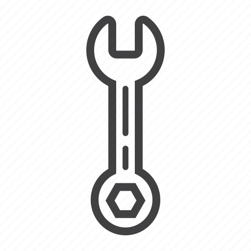 build, repair, service, spanner, support, tool, wrench icon