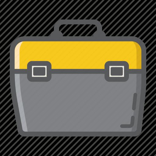 box, build, construction, repair, tool, toolbox, toolkit icon