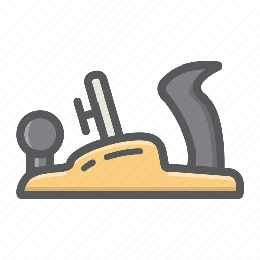 build, carpentry, construction, jack, plane, repair, wood icon