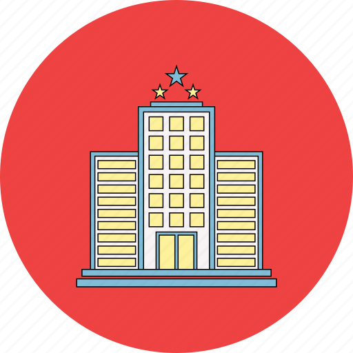 building, city, construction, office icon