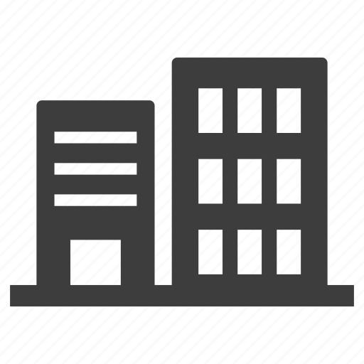 building, company, corporation icon