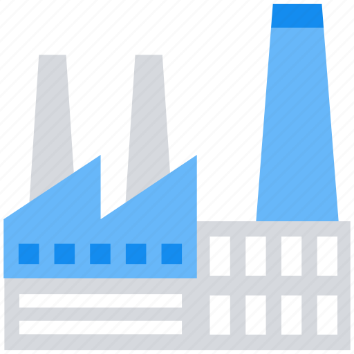 Building, company, factory, industry icon - Download on Iconfinder
