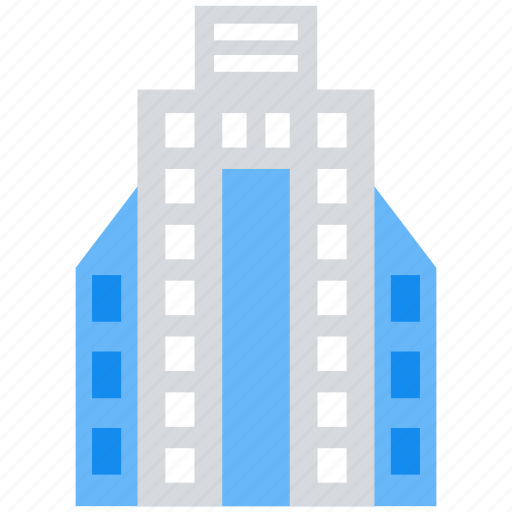 apartment, building, company icon
