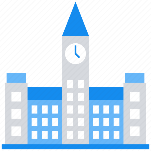 Building, castle, city, government icon - Download on Iconfinder