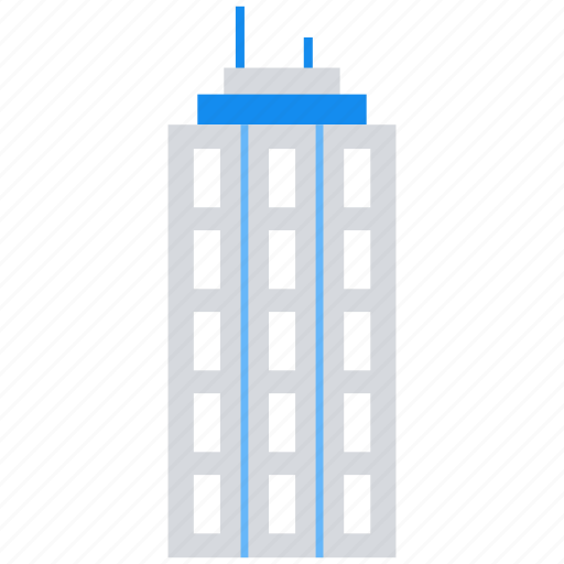 building, business, corporation icon