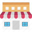 stall, booth, food stand, kiosk, street shop icon