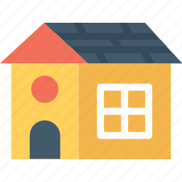 1, construction, home, house icon