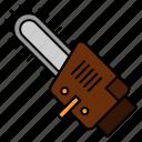 blade, circular, cordless, saw icon