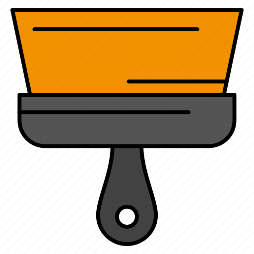 Brush, paint, tool icon - Download on Iconfinder