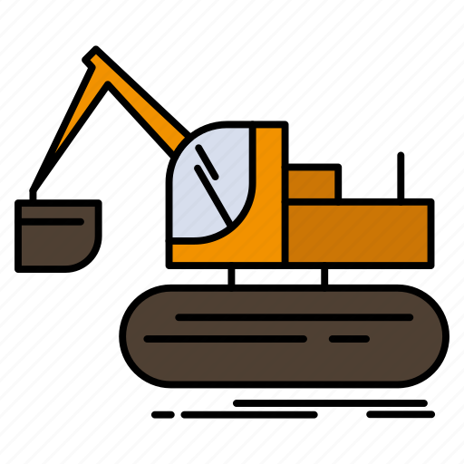 Construction, crane, lift, truck icon - Download on Iconfinder
