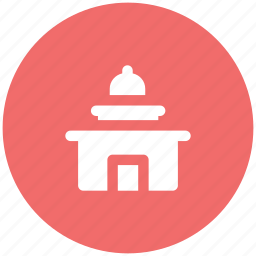 chapel, pagoda, pantheon, shrine, synagogue icon