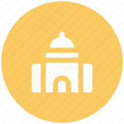 building, house of god, islamic building, mosque, religious place icon