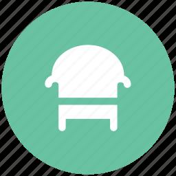 couch, furniture, seat sofa, settee, sofa icon