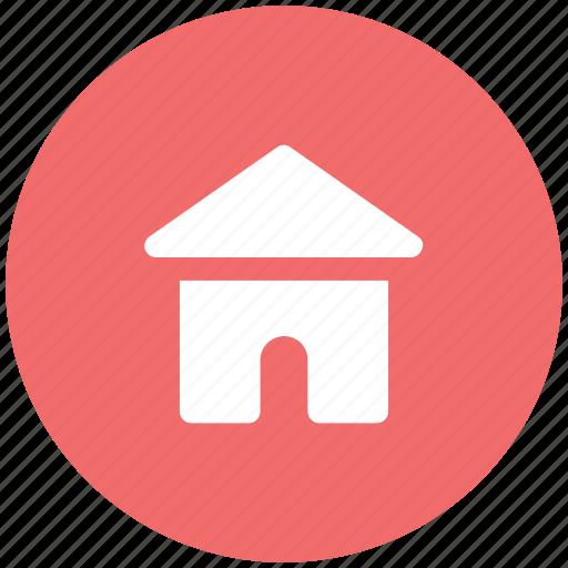 home, hut, lodge, shack, villa icon