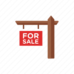 sale, sign icon