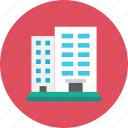 2, buildings icon