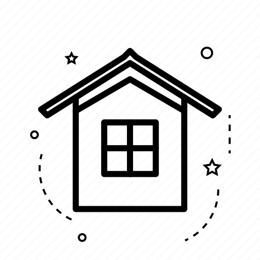 building, city, estate, home, house, place, real icon