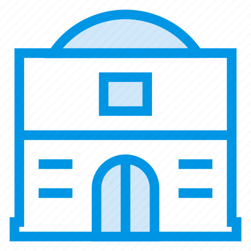 architecture, building, city, commercial, estate, property, store icon