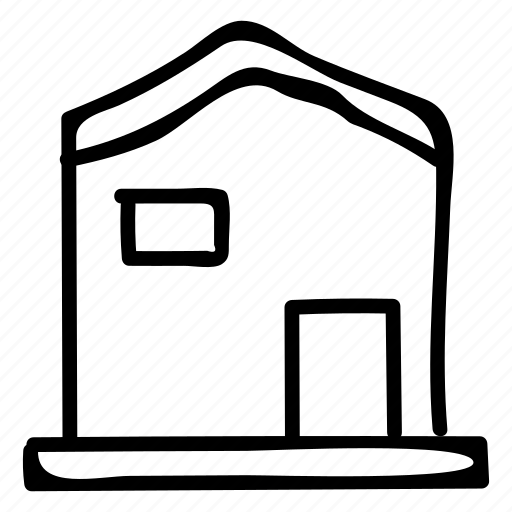 architecture, building, commercial, estate, home, house, property icon