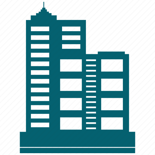 architecture, building, city, construction, home, house icon