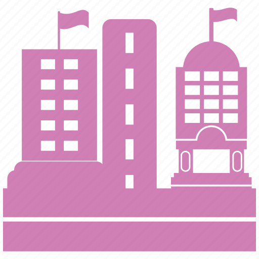 building, home, hotel, house, house building icon