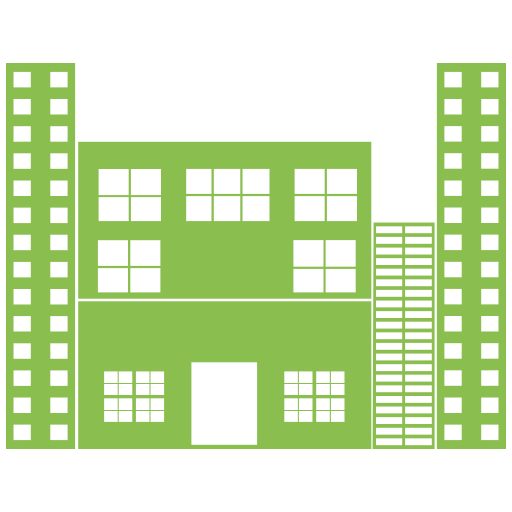 Building, city, construction, estate, house, real icon - Free download