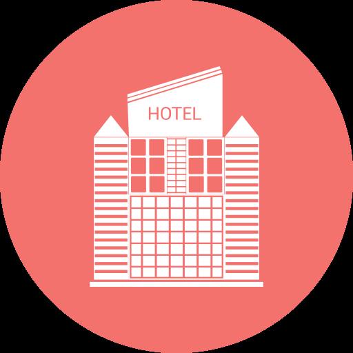 building, city, home, hotel icon