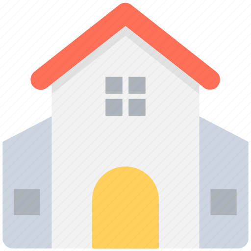 house, hut, lodge, shack, villa icon