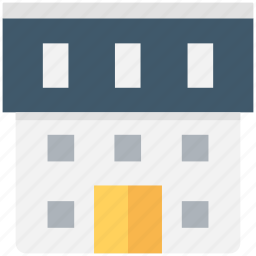 apartment, cottage, home, house, villa icon