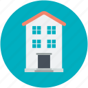 family house, home, house, residence, villa icon