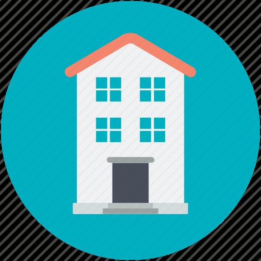 family house, home, house, residence, villa icon