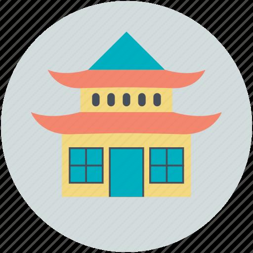 chapel, pagoda, pantheon, shrine, synagogue icon
