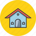 architecture, building, construction, home, house, hut, stay
