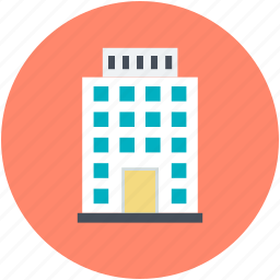 apartments, building, flats, real estate, residential flats icon