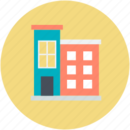 building, business center, business point, city building, modern building icon