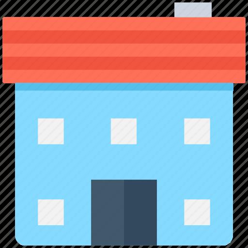 apartment, cottage, home, house, villa icon