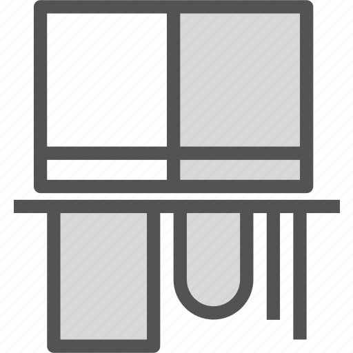 dry, home, sun, towels, window icon