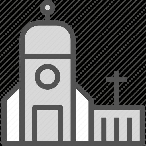 catholic, church, cross, religion icon