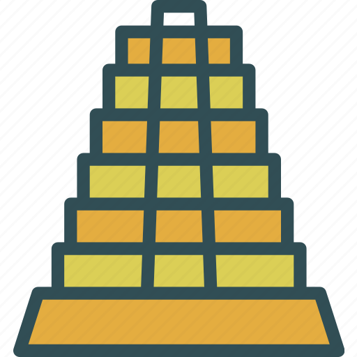 babylon, firestairs, heaven, heights, tower icon