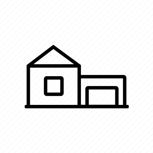 building, home, house, playground icon icon