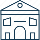 building, cottage, home, hut, shack, villa icon