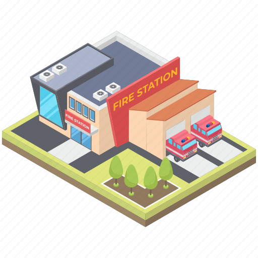 Fire department, fire emergency department, fire prevention, fire rescue, fire station icon - Download on Iconfinder